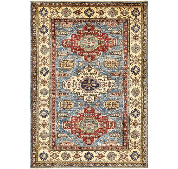 183cm x 257cm Kazak Oriental Rug