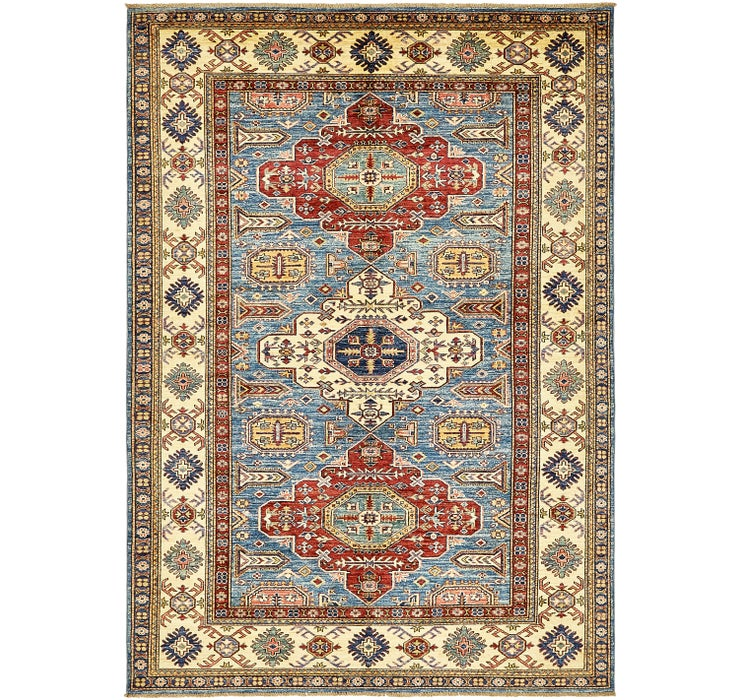 6' x 8' 5 Kazak Oriental Rug