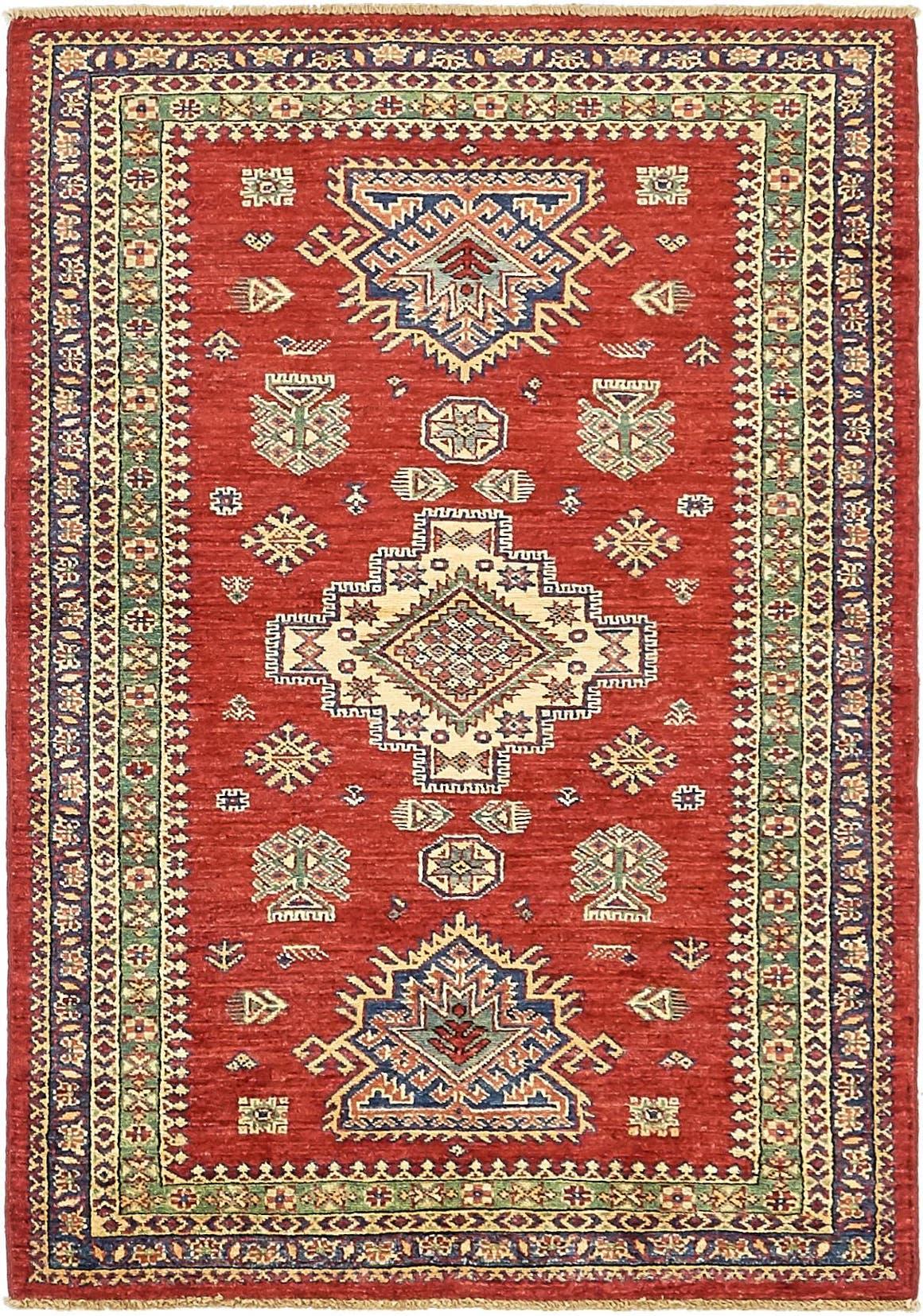 3' 2 x 4' 8 Kazak Rug main image