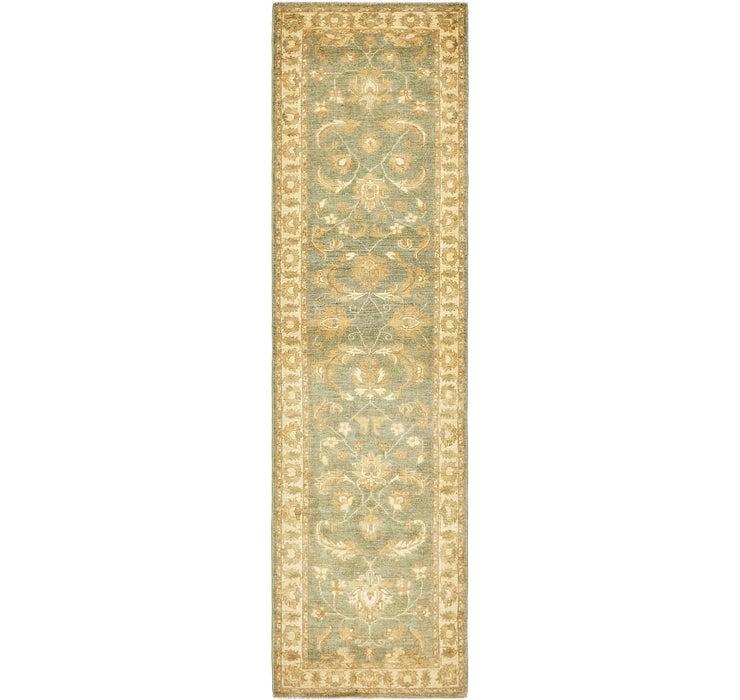 85cm x 318cm Peshawar Ziegler Orient...