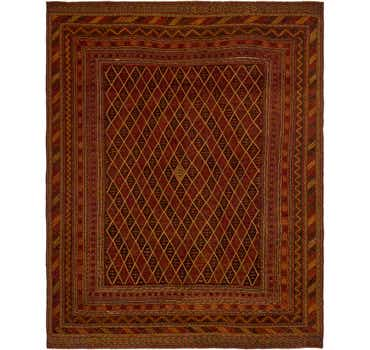 Image of 9' 9 x 12' 2 Sumak Oriental Rug