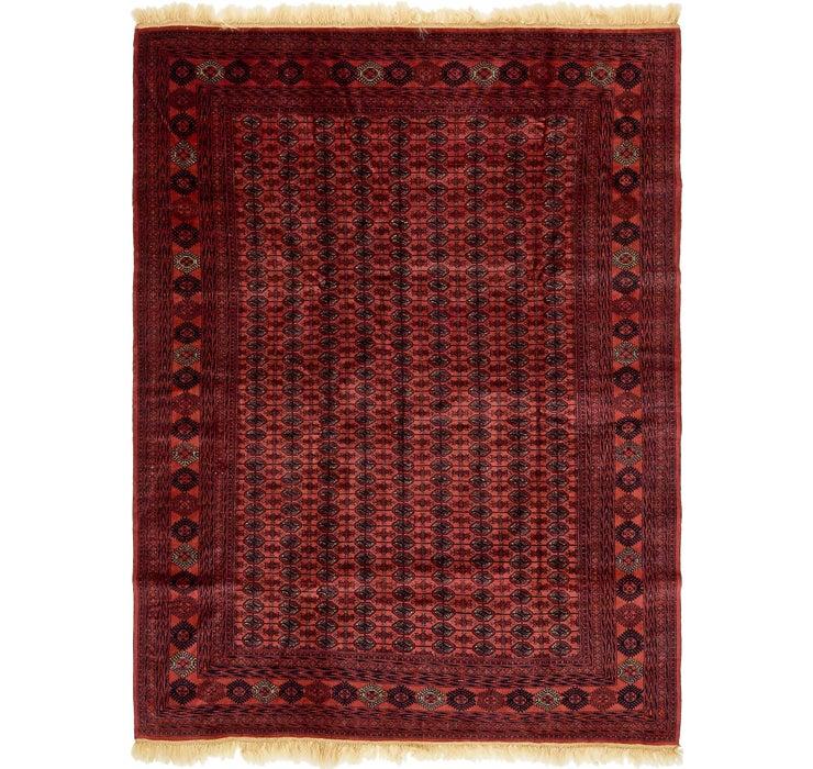 235cm x 320cm Torkaman Oriental Rug