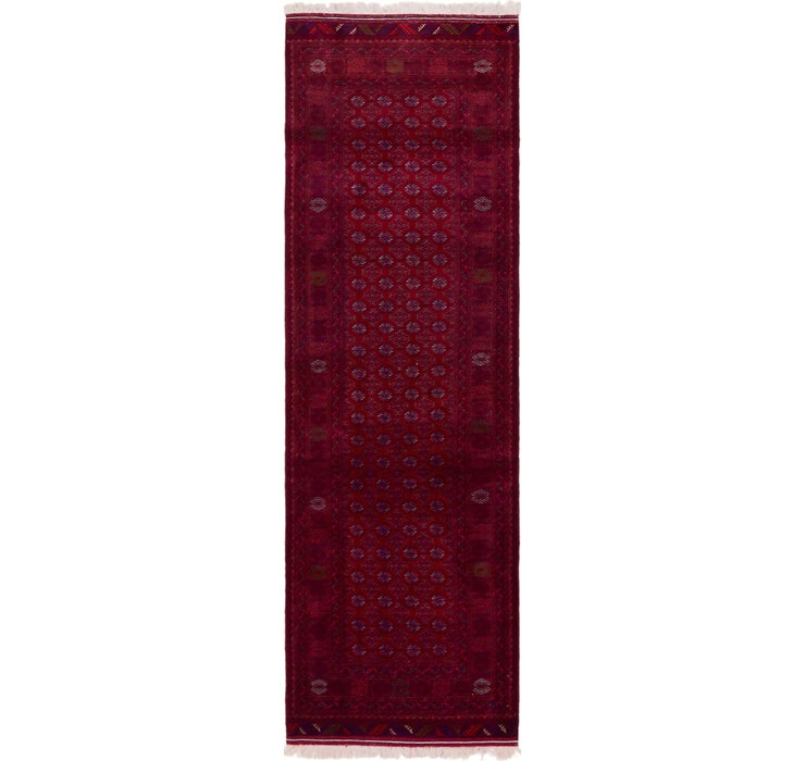 85cm x 285cm Afghan Mouri Oriental R...