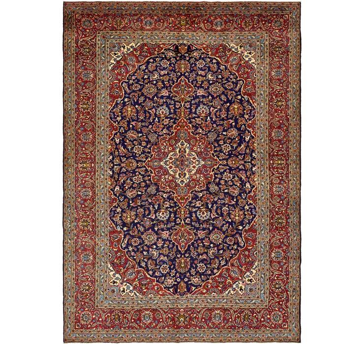 297cm x 427cm Kashan Persian Rug