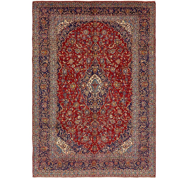 297cm x 422cm Mashad Persian Rug
