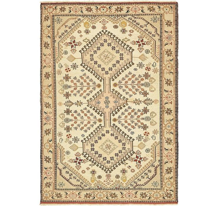 130cm x 195cm Sirjan Persian Rug