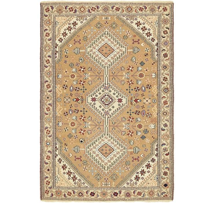 122cm x 183cm Sirjan Persian Rug