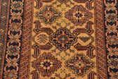 80cm x 315cm Kazak Oriental Runner Rug thumbnail image 4