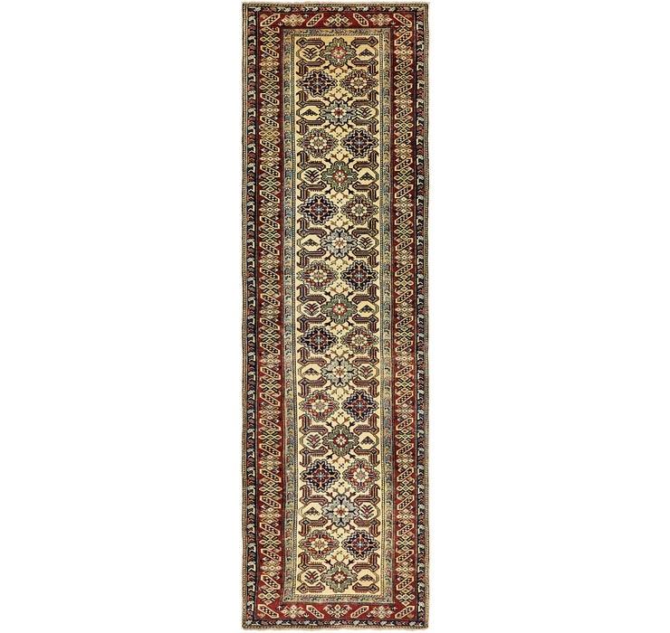 2' 8 x 9' Kazak Oriental Runner Rug