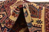 2' 9 x 10' 5 Kazak Oriental Runner Rug thumbnail