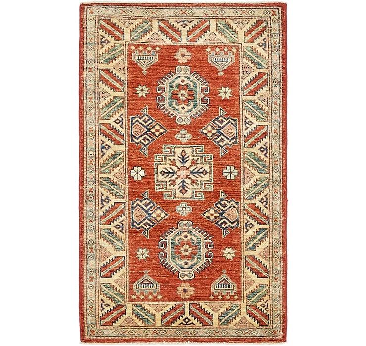 2' 6 x 4' 3 Kazak Oriental Rug