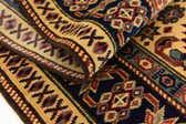 2' 8 x 10' Kazak Oriental Runner Rug thumbnail