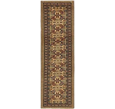 2' 8 x 10' Kazak Oriental Runner Rug main image
