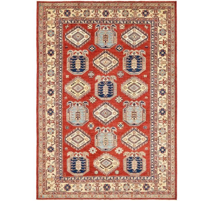 7' x 10' Kazak Oriental Rug