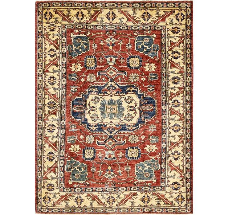 6' x 8' 2 Kazak Oriental Rug