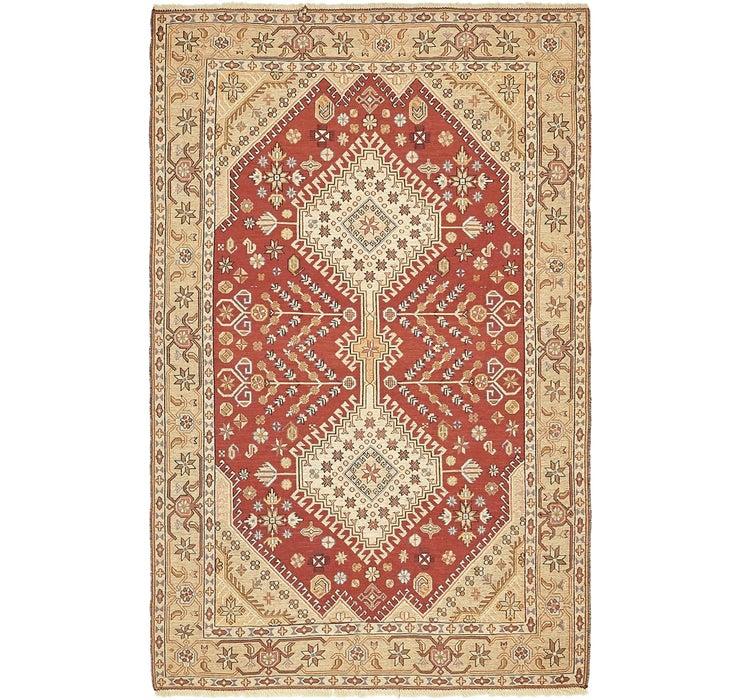127cm x 205cm Sirjan Persian Rug