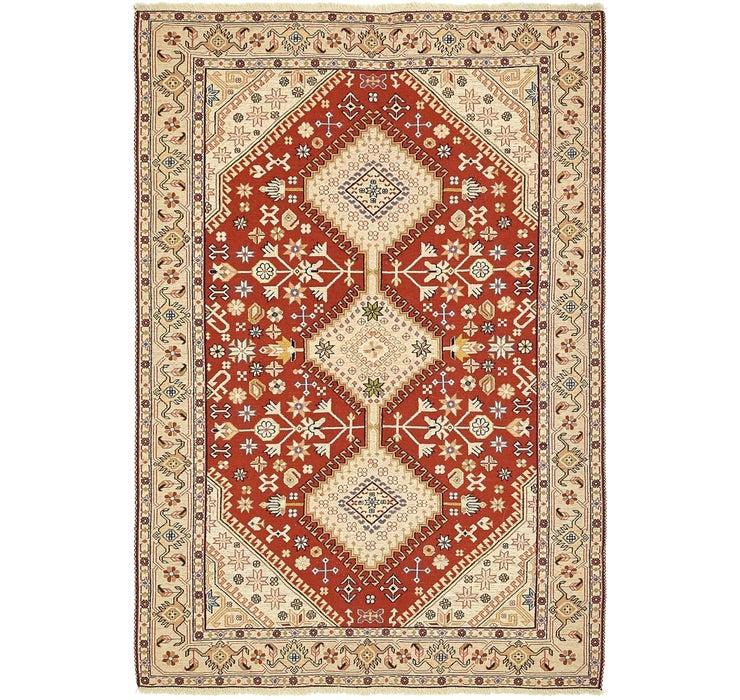 135cm x 200cm Sirjan Persian Rug