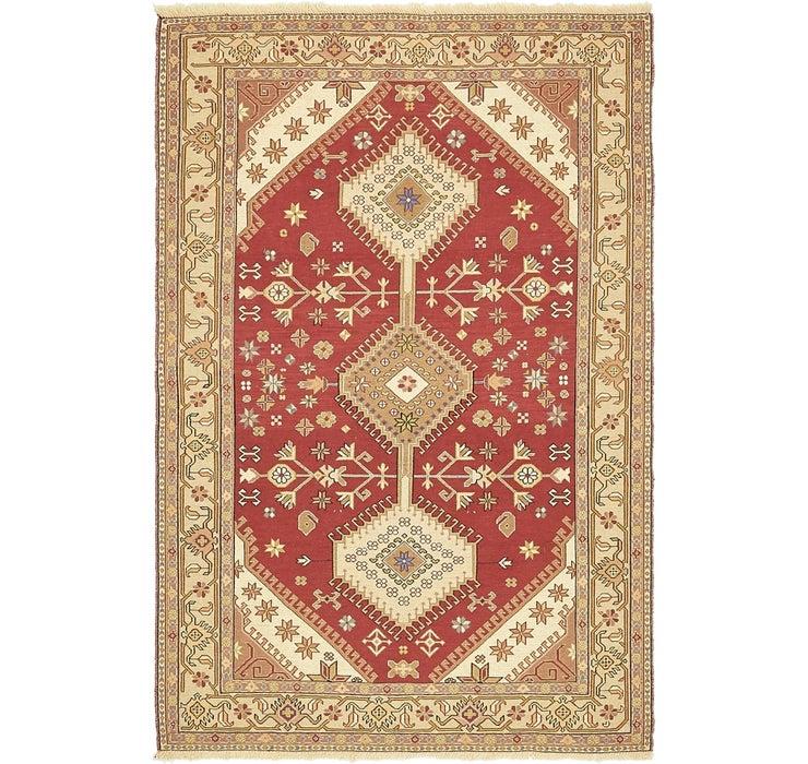 122cm x 178cm Sirjan Persian Rug