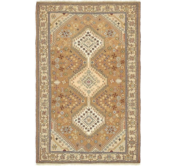 127cm x 203cm Sirjan Persian Rug