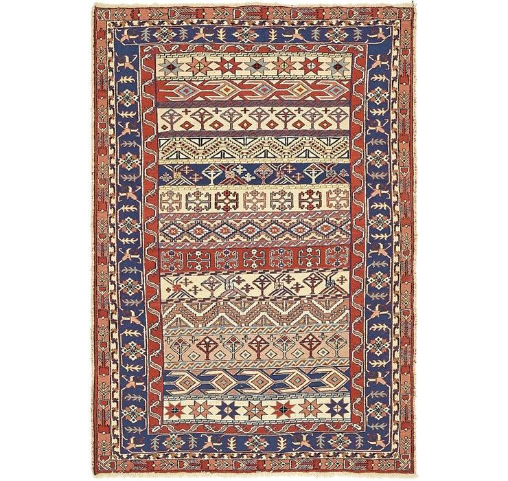 117cm x 175cm Sirjan Persian Rug