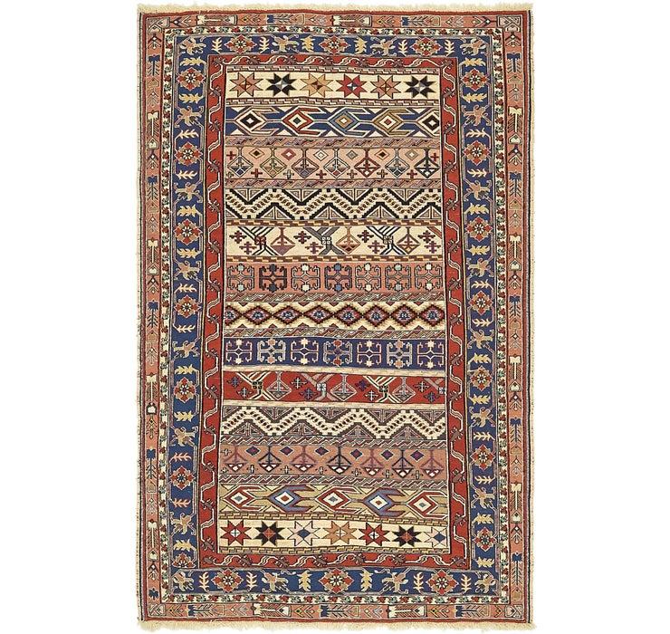117cm x 183cm Sirjan Persian Rug