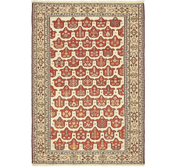 130cm x 183cm Sirjan Persian Rug