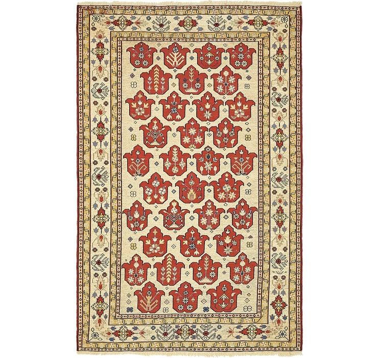 122cm x 190cm Sirjan Persian Rug