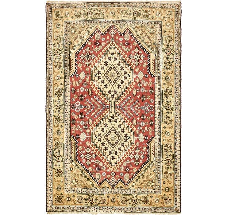 Image of 130cm x 203cm Sirjan Persian Rug