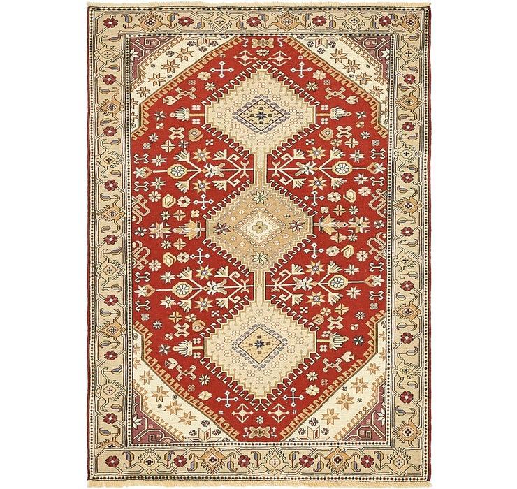 127cm x 175cm Sirjan Persian Rug