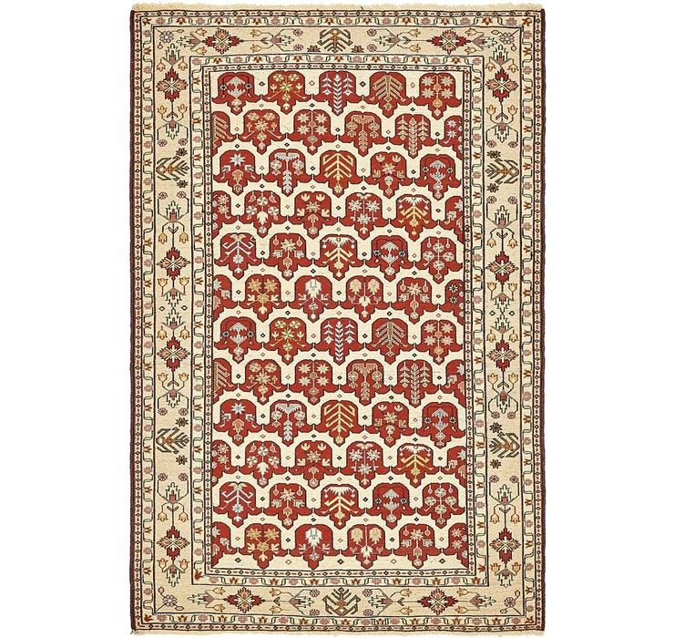 130cm x 193cm Sirjan Persian Rug