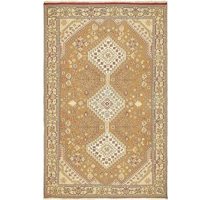 130cm x 203cm Sirjan Persian Rug