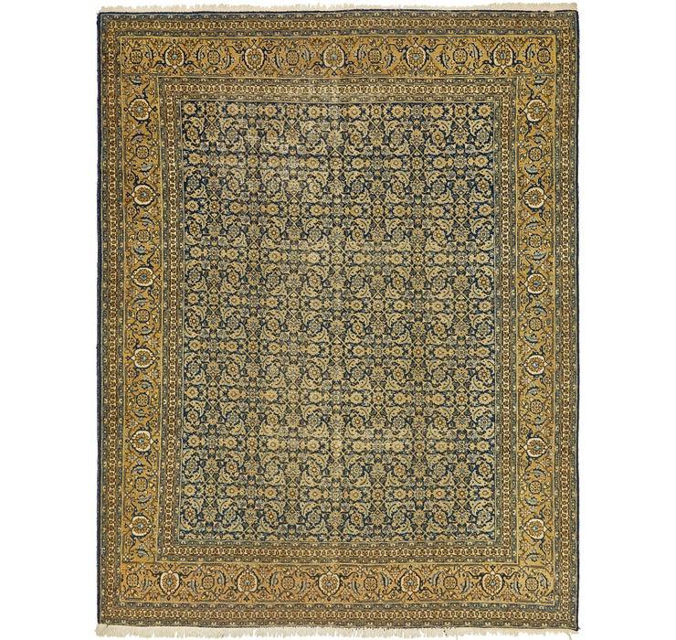 285cm x 365cm Tabriz Persian Rug