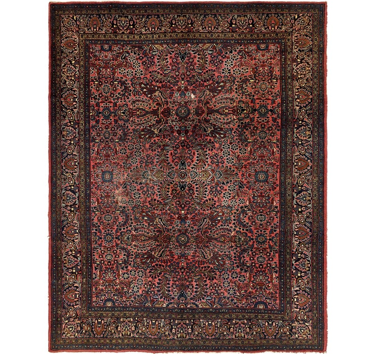 287cm x 353cm Liliyan Persian Rug
