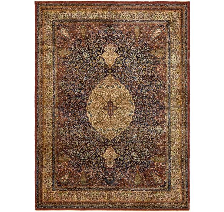 Image of 300cm x 415cm Tabriz Persian Rug