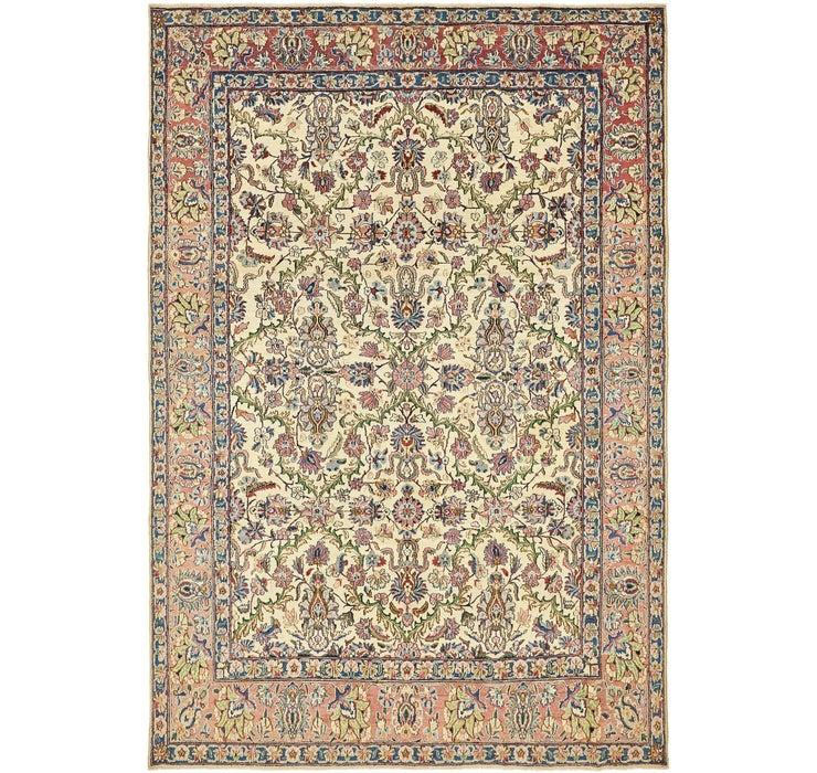 7' 10 x 11' 7 Kerman Persian Rug