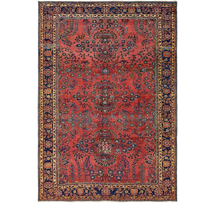 8' 5 x 12' 6 Liliyan Persian Rug