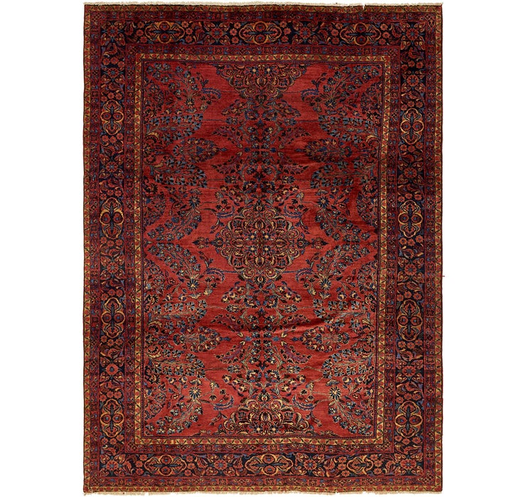 8' 8 x 11' 8 Sarough Persian Rug