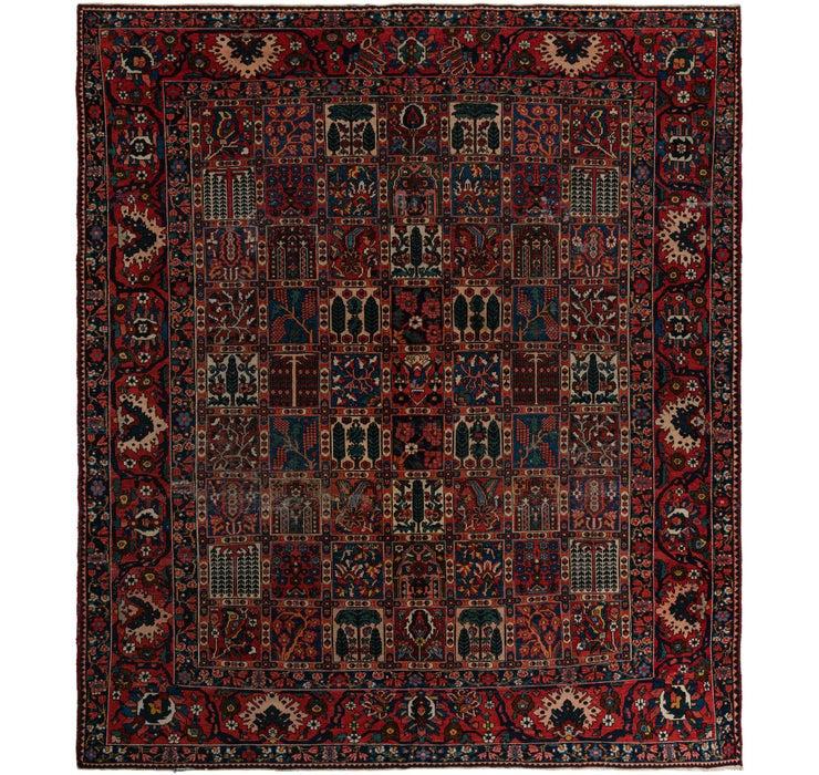 11' x 12' 7 Bakhtiar Persian Rug