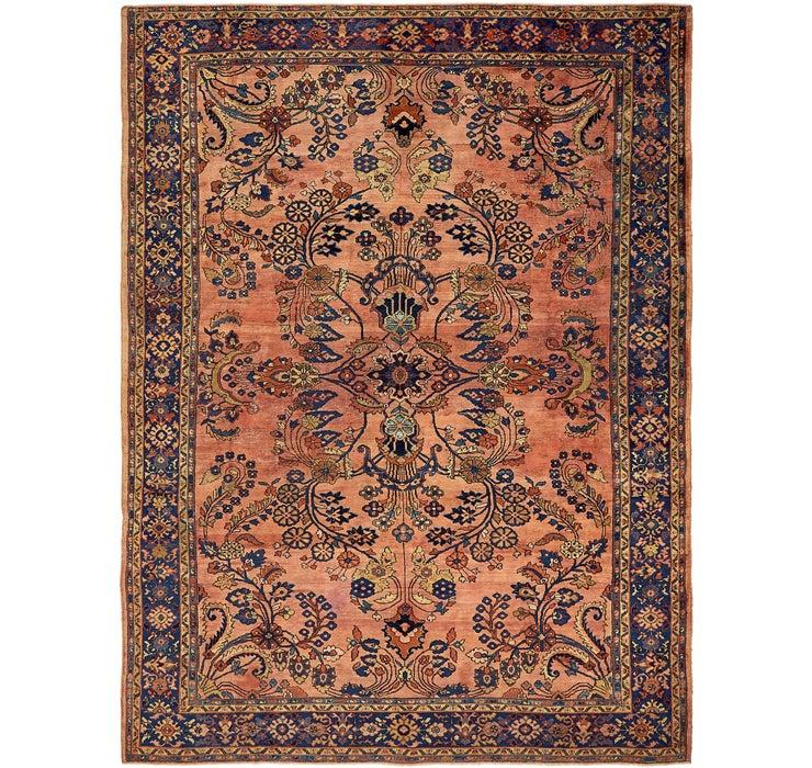 270cm x 365cm Liliyan Persian Rug