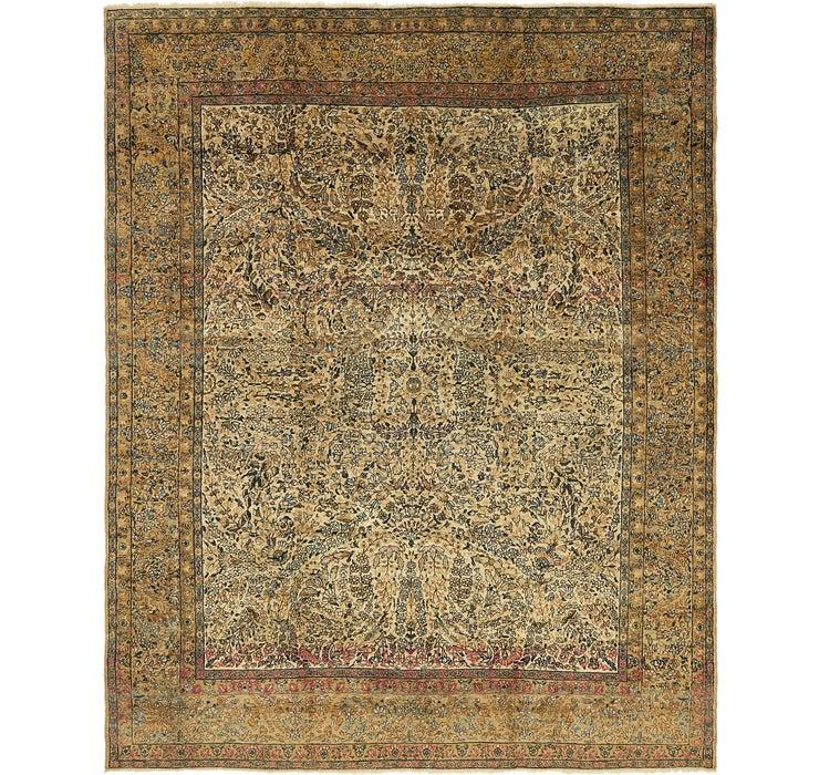 7' 9 x 10' Kerman Persian Rug