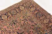 8' 9 x 11' 7 Sarough Persian Rug thumbnail