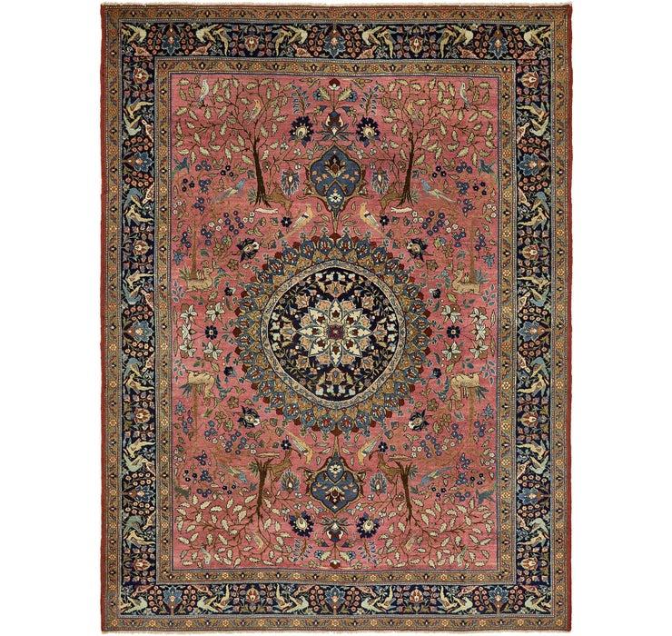 287cm x 385cm Liliyan Persian Rug