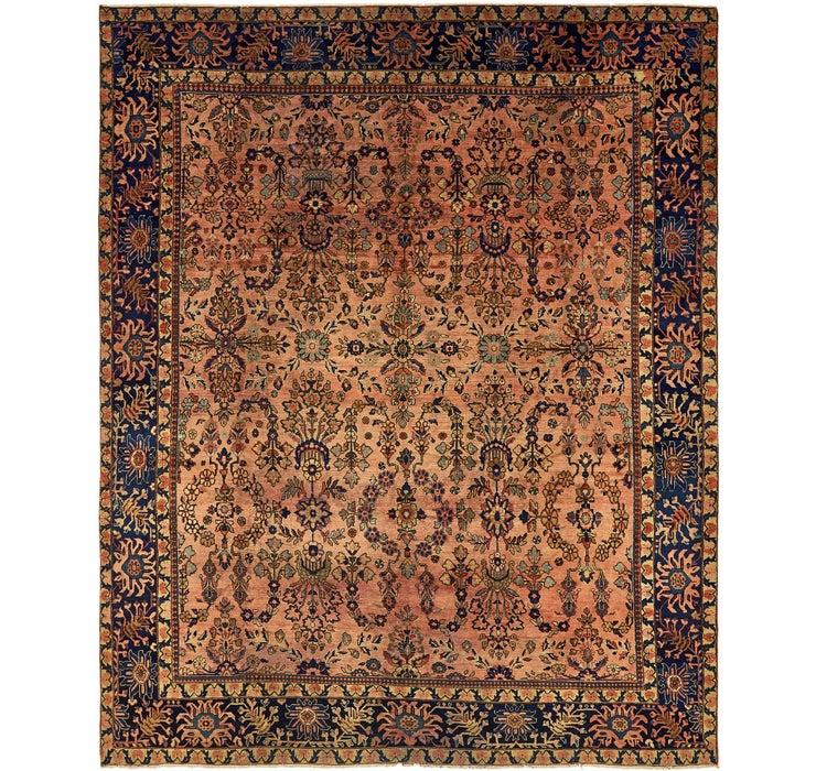 325cm x 405cm Liliyan Persian Rug