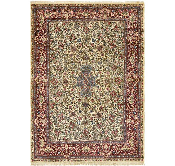 8' 10 x 12' 4 Kerman Persian Rug