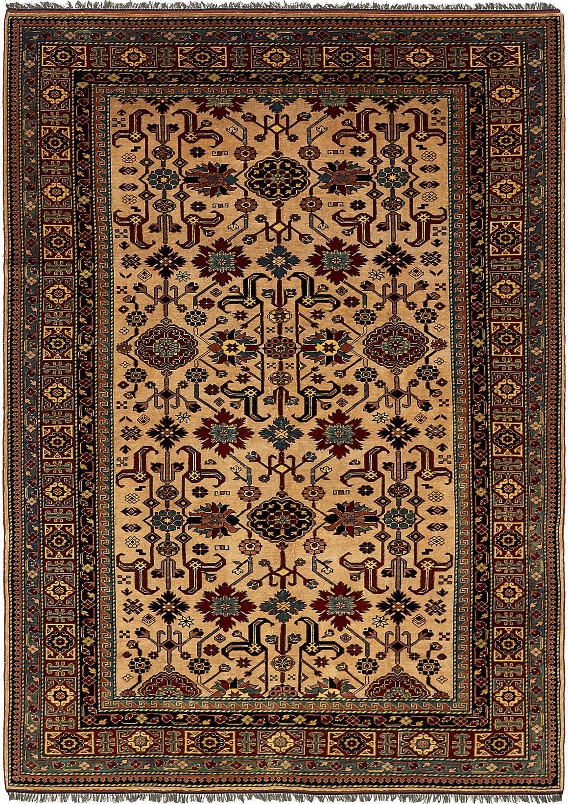 6' x 8' 2 Kazak Oriental Rug main image