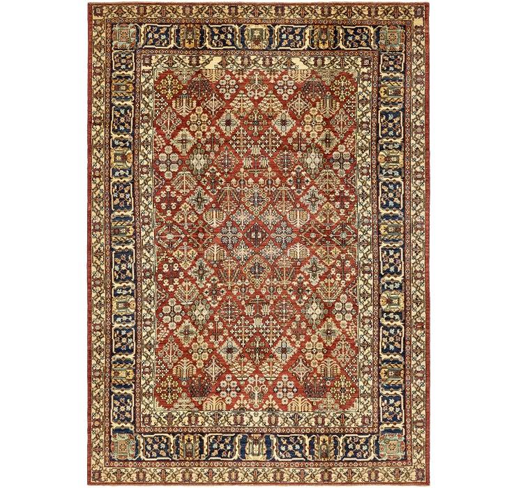 7' 3 x 10' 4 Kazak Oriental Rug