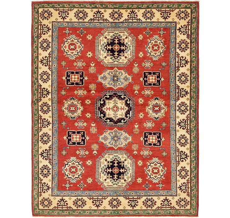 5' 9 x 7' 5 Kazak Oriental Rug