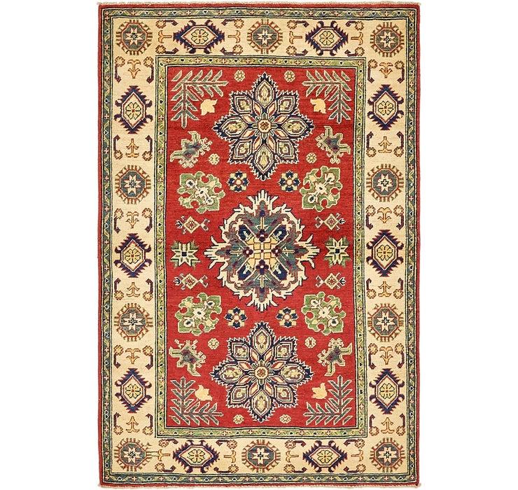 122cm x 178cm Kazak Oriental Rug