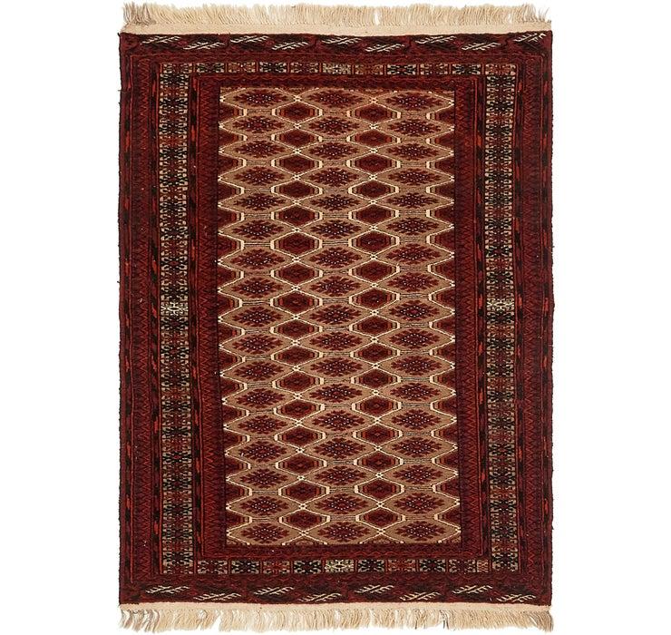 107cm x 147cm Bokhara Oriental Rug