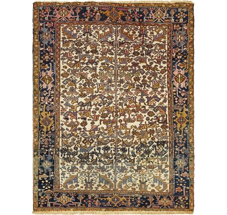 245cm x 312cm Heriz Persian Rug
